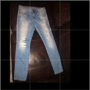 Like new! American Eagle Jeans
